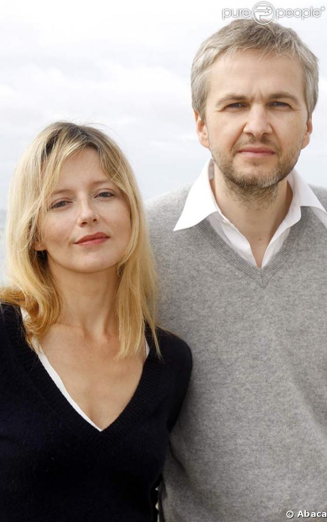Laure Marsac et son époux Ivan Taïeb