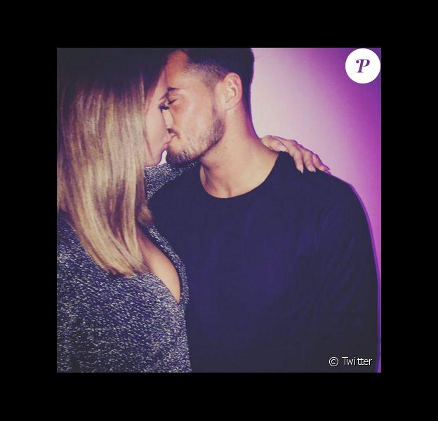 Rémi et Emilie célèbrent 3 mois d'amour - novembre 2015