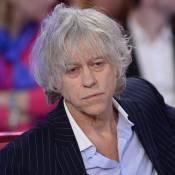 """Bob Geldof, la mort de sa fille Peaches : """"Je m'y attendais plus ou moins"""""""