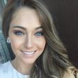 Charlotte Pirroni sublime pour le concours Miss Internationale, au Japon en novembre 2015