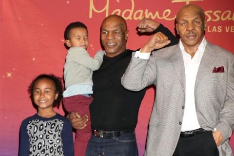 Mike Tyson : Papa câlin et amoureux, l'ex-star des rings dévoile son double