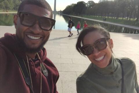 Usher et Grace Miguel, mariés : Le chanteur confirme leur union