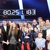 Téléthon 2015 : Kendji Girac et Patrick Bruel, héros solidaires et passionnés