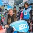 """Boris Beckerau """"Formula Snow 2015"""" à Saalbach - Hinterglemm le 5 décembre 2015"""