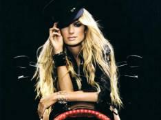 PHOTOS : Marisa Miller, plus sexy que Brigitte Bardot en Harley-Davidson !