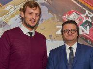 Amaury Leveaux : Papa heureux pour une soirée au Zenith avec Jean-Luc Reichmann