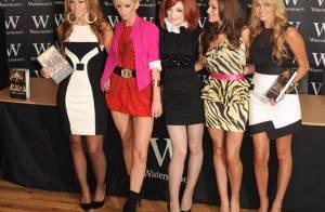 REPORTAGE PHOTOS : Les sublimes Girls Aloud, un groupe so sexy !
