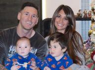 Lionel Messi, heureux papa : Un premier cliché de son petit Mateo pour Noël