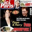 Magazine  Ici Paris , en kiosques le 16 décembre 2015.