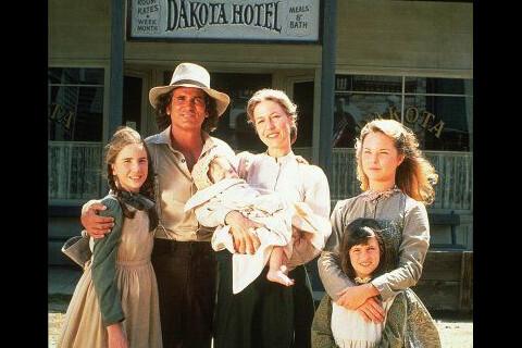 """""""Petite maison dans la prairie"""" : """"Je voyais plus Michael Landon que sa femme"""""""