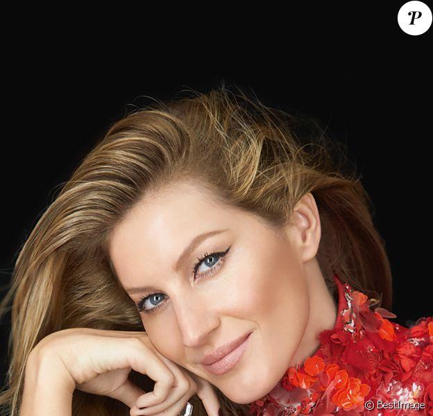 Gisele Bundchen, égérie du N.5 de Chanel l