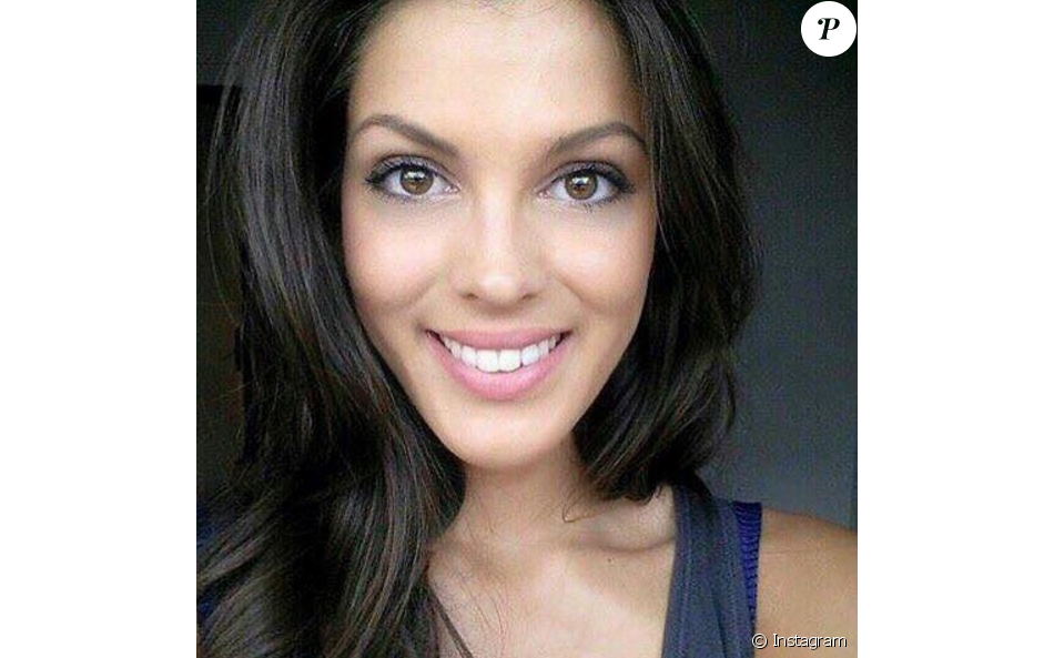 iris mittenaere selfie sur instagram pour la ravissante miss france 2016 purepeople. Black Bedroom Furniture Sets. Home Design Ideas