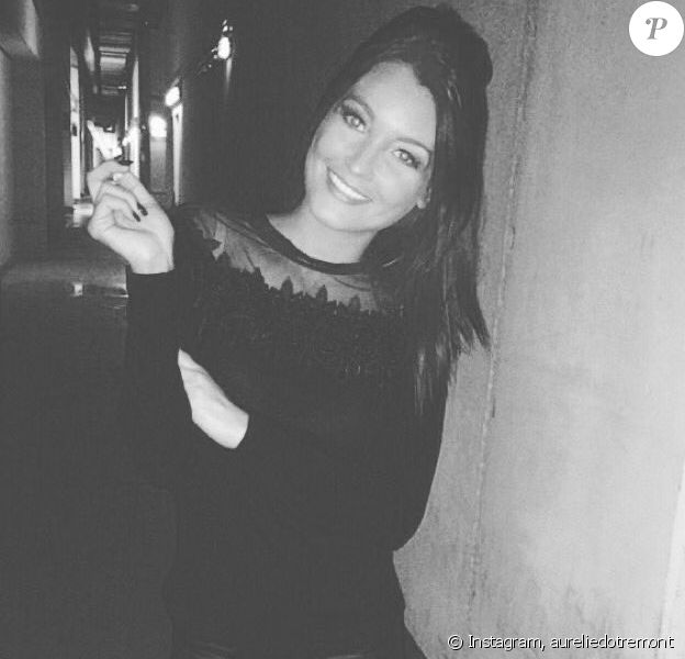 Aurélie Dotremont inquiète ses fans. Elle est de plus en plus mince. Décembre 2015.
