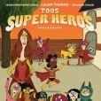 """""""Tous super-héros"""" la BD co-écrite par Lilian Thuram sur le racisme - janvier 2016"""