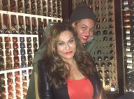 Beyoncé et Solange Knowles : Soeurs réunies pour l'anniversaire de leur maman