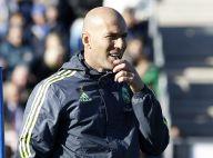 """Zinedine Zidane, entraîneur du Real Madrid : Son """"petit"""" salaire révélé..."""