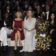 Cinema Vérité à l'Opéra Bastille : La Reine Noor de Jordanie, Meg Ryan, Rama Yade et Yamina Benguigui