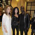 Cinema Vérité à l'Opéra Bastille : Noor de >Jordanie, Yamina Benguigui et Lilian Thuram