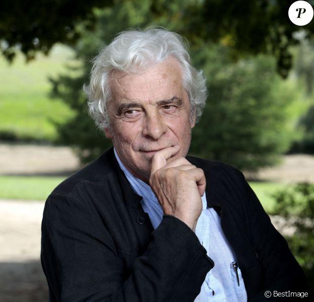 Portrait de Jacques Weber - 2015