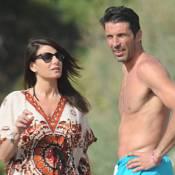 Gianluigi Buffon (Juventus) papa : Sa belle Ilaria a accouché de leur 1er bébé