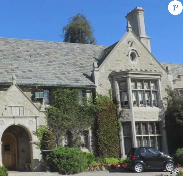 Le Playboy Mansion en Californie, en vente pour 200 millions dollars.