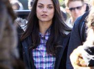 """Mila Kunis : La """"mauvaise maman"""" de retour au travail !"""