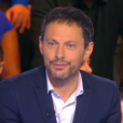 Marc-Olivier Fogiel, invité dans  Touche pas à mon poste  sur D8, le jeudi 14 janvier 2016.