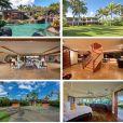 """La maison des Anges à Hawaï - Coulisses du tournage des """"Anges 8"""" pour NRJ12. Janvier 2016"""