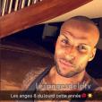 """""""L'Ange anonyme Dimitri - Coulisses du tournage des """"Anges 8"""" pour NRJ12. Janvier 2016"""""""