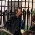 Jean-Jacques Goldman à Paris le 21 juin 2001.
