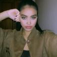 Cindy Kimberly, le crush de Justin Bieber, a publié une photo d'elle sur sa page Instagram, au mois de janvier 2016.