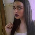 Cindy Kimberly, le crush de Justin Bieber, a publié une photo d'elle sur sa page Instagram, au mois de décembre 2015.