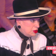 Geneviève de Fontenay s'en prend à Barbara Morel sur D8 le 27 janvier 2016.