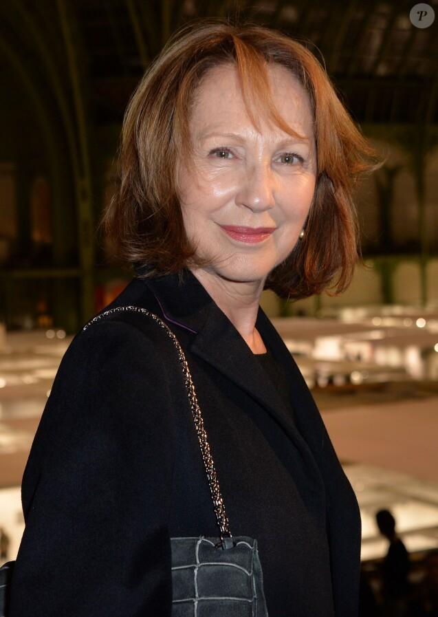 Nathalie Baye - Soirée d'inauguration de la FIAC 2015 organisée par Orange au Grand Palais à Paris, le 21 octobre 2015. © Veeren / Bestimage21/10/2015 - Paris