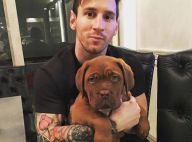 Lionel Messi : La star du Barça présente un nouveau membre de sa famille