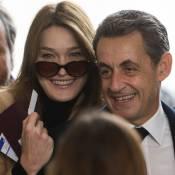 "Carla Bruni-Sarkozy : ""Témoin affectueux"" de l'écrivain Nicolas Sarkozy"