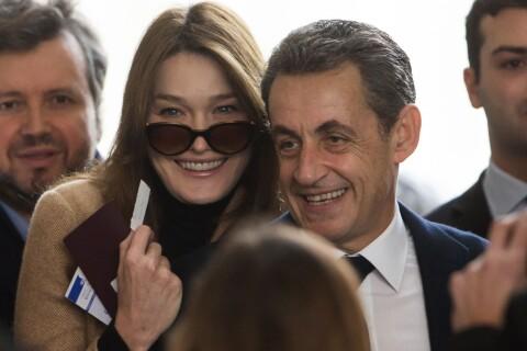 "Carla Bruni-Sarkozy : ""Témoin affectueux"" de l'écivain Nicolas Sarkozy"