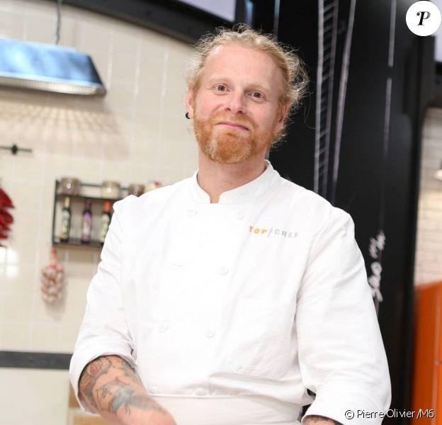 Nicolas Pourcheresse, candidat à Top Chef 2015.