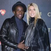 Rio Mavuba et Elodie, enceinte : Amoureux radieux avec Blaise Matuidi et Omar Sy
