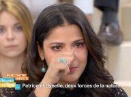 """Gyselle Soares, en larmes : """"Mon père a pris un couteau et a menacé ma mère"""""""