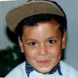 """Kev Adams lorsqu'il était enfant - """"Vivenement dimanche"""" sur France 2, le 7 février 2016."""