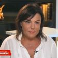 """Nathalie, la mère de Kev Adams se confie dans """"Vivenement dimanche"""" sur France 2, le 7 février 2016."""