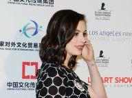 Anne Hathaway : La future maman affiche son changement de look !