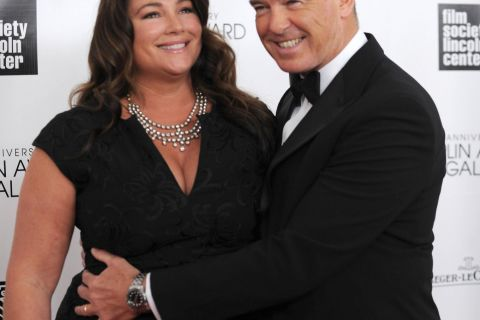 Pierce Brosnan amoureux : Sa touchante et sobre déclaration d'amour à sa femme