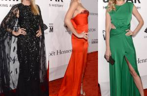 Fashion Week : Heidi Klum, Adriana Lima... Réunion de top models pour l'amfAR