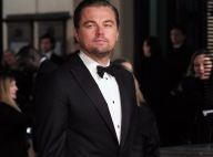 Leonardo DiCaprio aux BAFTA : Mots d'amour pour sa mère et un bisou charmant !
