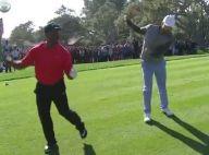 "Justin Timberlake : Sa drôle de danse ""à la Carlton"" sur un terrain de golf..."