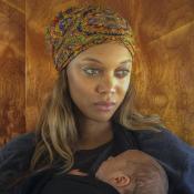 Tyra Banks dévoile une première photo de son fils York