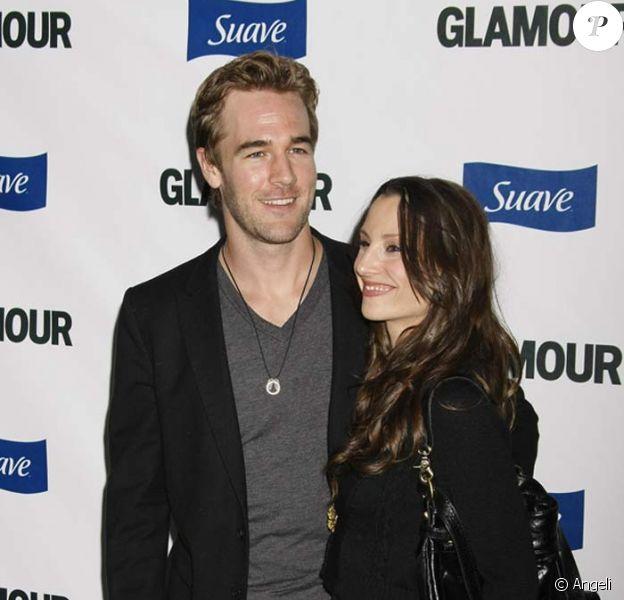 James Van Der Beek et Heather McComb