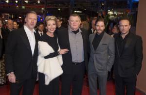 Vincent Perez avec sa femme et ses enfants, pas tout à fait